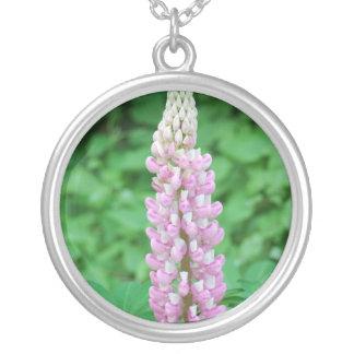 Pink Lupine Jewelry