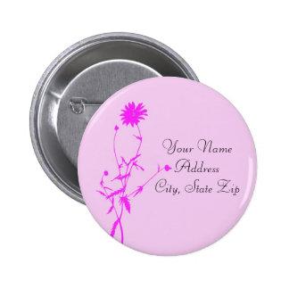 Pink Lush Button