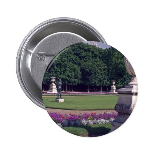 Pink Luxembourg Gardens, Paris flowers Pins