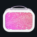 "Pink Luxury Diamond Lunch Box<br><div class=""desc"">glitter,  shiny,  sparkley,  glamour,  diamond,  luxury,  abstract,  colorful,  photo,  modern,  love</div>"