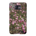 Pink Magnolia Samsung Galaxy S Cover