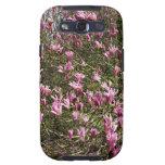 Pink Magnolia Samsung Galaxy SIII Case