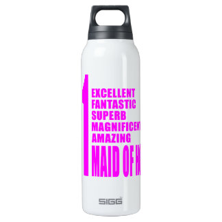 Pink Maids of Honor : Number One Maid of Honor SIGG Thermo 0.5L Insulated Bottle