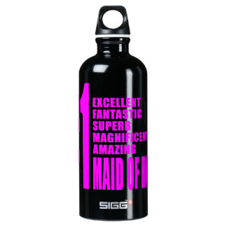 Pink Maids of Honor : Number One Maid of Honor SIGG Traveler 0.6L Water Bottle