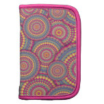 Pink Mandala Hippie Pattern Planner