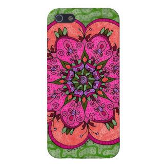 Pink Mandala iPhone Case