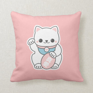 Neko Pillows - Decorative & Throw Pillows Zazzle