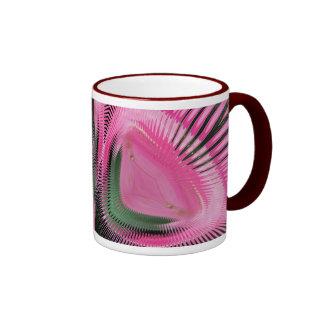 Pink Mantis Abstract ~ mug