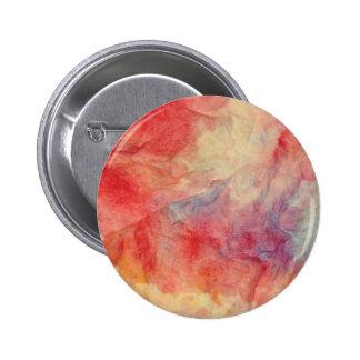 Pink Marble 2 Inch Round Button