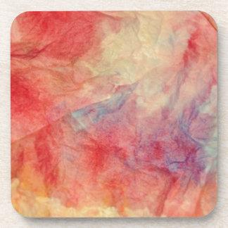 Pink Marble Drink Coaster