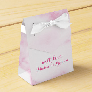 Pink Marble Gift Box