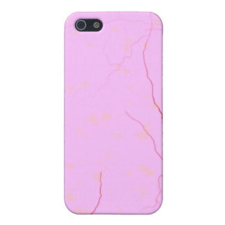 Pink Marble iPhone 4 Case