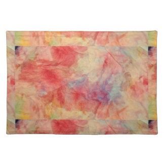 Pink Marble Placemat