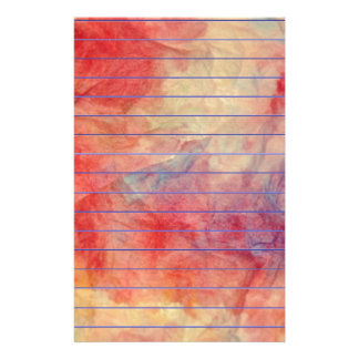 Pink Marble Stationery