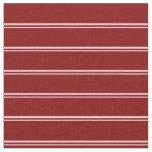 [ Thumbnail: Pink & Maroon Striped Pattern Fabric ]
