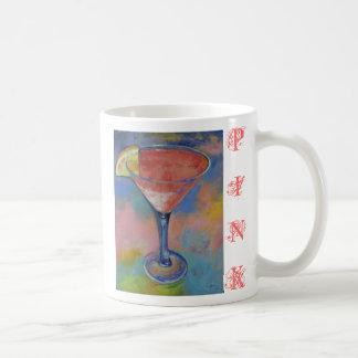 Pink Martini Mug