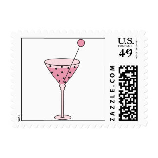 Pink Martini Stamps
