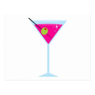 Pink Martini Postcard