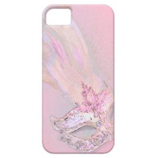 Pink Masquerade iPhone SE/5/5s Case
