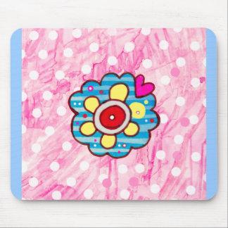 Pink Me BonBon Mouse Pad