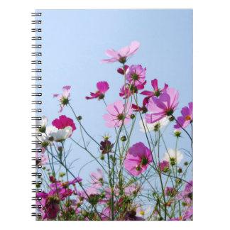 Pink Meadow Notebook