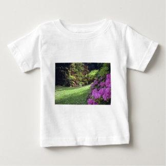 Pink Melzi Gardens, Venice flowers Infant T-shirt