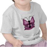 Pink Meow Mask Tee Shirts