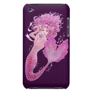 Pink Mermaid iPod Touch Case