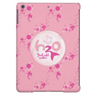 Pink Mermaid Pattern Case For iPad Air