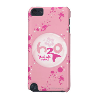Pink Mermaid Pattern iPod Touch (5th Generation) Cover