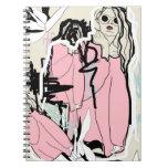 Pink Mess Notebook