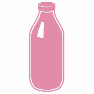 Pink Milk photo sculpture