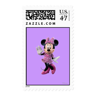 Pink Minnie | Cute Pose Postage