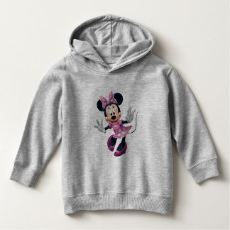 Pink Minnie | Hands Out Hoodie