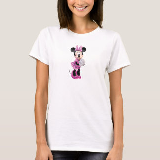 Pink Minnie | Hands Together T-Shirt