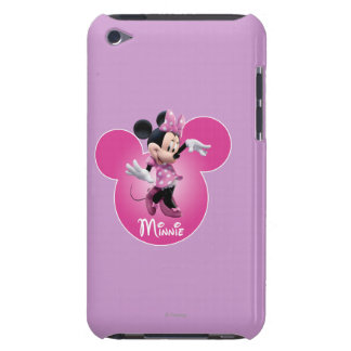 Pink Minnie | Mickey Head Icon Case-Mate iPod Touch Case