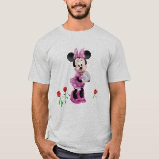 Pink Minnie | Tulips T-Shirt