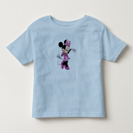 Pink Minnie | Waving and Dancing Toddler T-shirt