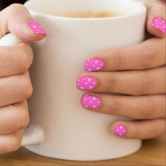 Pink Minx® Nail Art