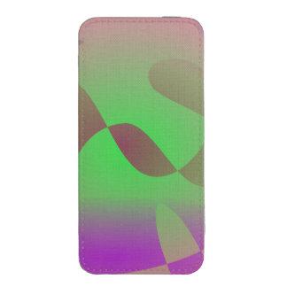 Pink Mist iPhone SE/5/5s/5c Pouch