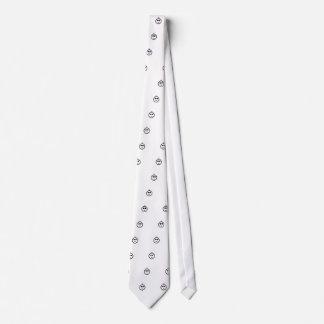 Pink Mohawk Neck Tie