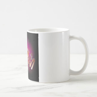 Pink MoM Design Coffee Mug