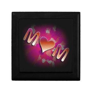Pink MoM Design Trinket Box