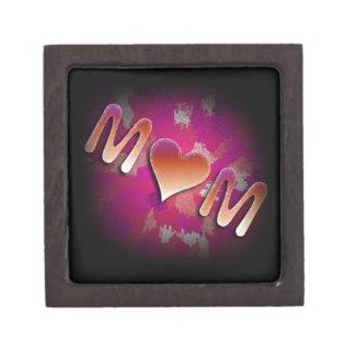 Pink MoM Design Premium Jewelry Box