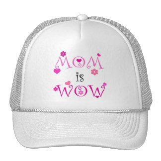 Pink MOM is WOW - Hat