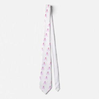 Pink Monkey Tie