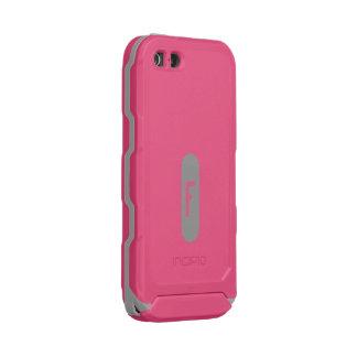 Pink Monogram iPhone cover