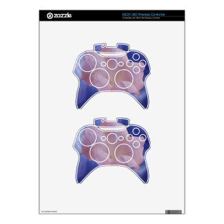 Pink Moon Flower Xbox 360 Controller Decal