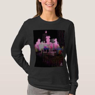Pink Moon T-Shirt - Customized