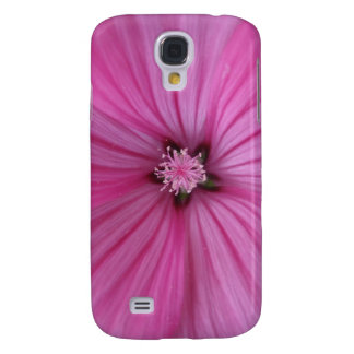 Pink Morning Glory Samsung S4 Case